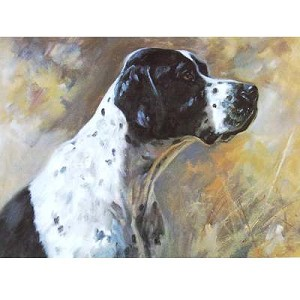 English Pointer Card 6 Pack