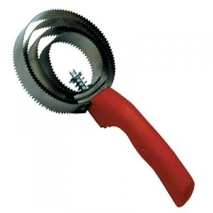 Stainless Steel Spiral Curry Comb