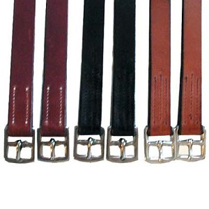 Half Hole Stirrup Leathers in 3/4''x54''