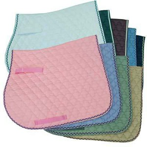 All Purpose Quilted English Saddle Pads