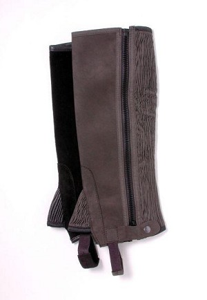 Tough 1 Luxury Synthetic Half Chaps