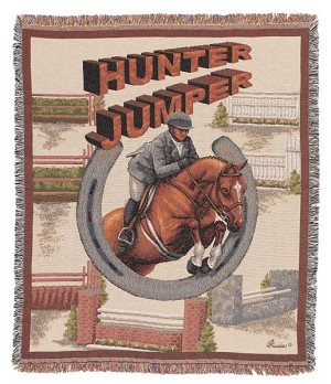 Hunter Jumper Throw
