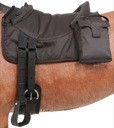 Tough 1 Premium Bareback Pad with Accessory Bag