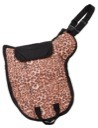 Tough 1 Super Nylon English Saddle Carrier in Leopard