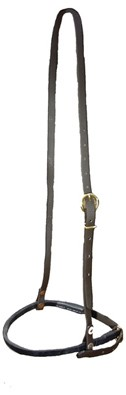 FG Collection Duraleather Noseband