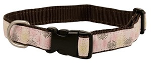 Fireworks Print Lami-Cell Dog Collar
