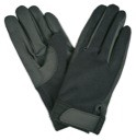 Gloves with Lycra Inserts