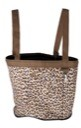 Cheetah Print Lami-Cell Small Stable Tote