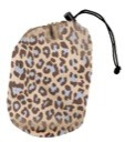 Cheetah Print Lami-Cell Western Saddle Cover