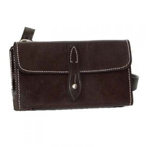 Men's Leather Hunting Canteen