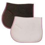 Cotton Quilted Dressage Saddle Pad