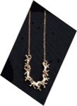 Exselle Gold Plated Running Horse Pendant