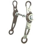 Robart Pinchless Victory Sweet Iron Snaffle Bit