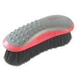 Tail Wrap Horse Hair Brush