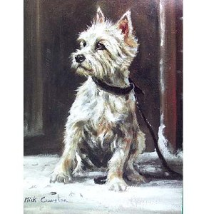 The Westie Card 6 Pack (West Highland Terrier)