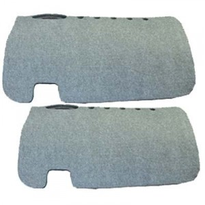 Western Felt Saddle Pad