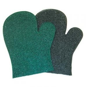 Textured Rubber Mitts