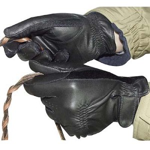 Classic Leather Show Gloves
