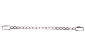 Quick Link Stainless Steel Curb Chain