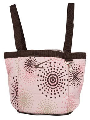 Fireworks Print Lami-Cell Small Stable Tote