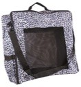 Snow Leopard Lami-Cell Boot Bag