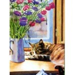 Table Manners Card 6 Pack (Cat)