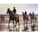 On the Sands Card 6 Pack (Horse Racing)