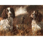 Springer Heaven Card 6 Pack (English Springers)