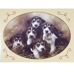 The Innocents Card 6 Pack (Beagles)