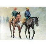 Winter Work Force Card 6 Pack (Horse Racing)