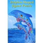 Shaped Dolphin Puzzle