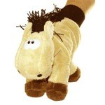 Charlie The Horse Hand Puppet