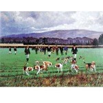 The Shrivenham Beagle Card 6 Pack