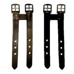 English Leather Girth Extender