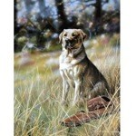 Dedication Print (Labrador Retriever)