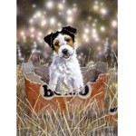 Jack in the Box Print (Jack Russell)