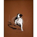 Roll Over Print (Jack Russell)