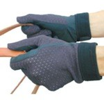 Mesh Back Gloves