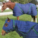 High Spirit Stable Blanket Snuggie Hood