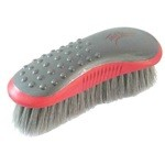 Tail Wrap Nylon Bristle Brush