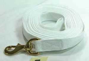 25' Lightweight Cotton Lunge Line